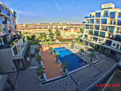 2 Bedroom Flat for Sale in Motor City, Dubai - Truly Spectacular Brand New 2 Bedroom in Award Winning Building! Huge Bedroom Size! Resort Like Pool