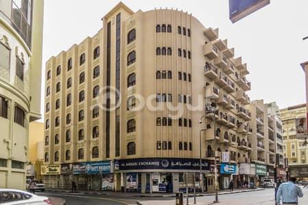 محل تجاري  للايجار في بر دبي، دبي - محل 1 و 2