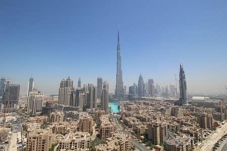 3 Bedroom Flat for Sale in Downtown Dubai, Dubai - Vacant | Three Beds | Burj Khalifa Views