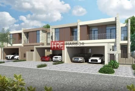 4 Bedroom Villa for Sale in Motor City, Dubai - Stop Renting. Start Owning. 0% Down Payment!