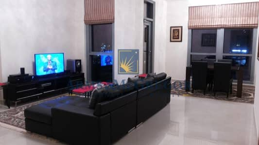 2 Bedroom Apartment for Rent in Downtown Dubai, Dubai - Furnished 2 Bedroom Plus Study in Claren Tower