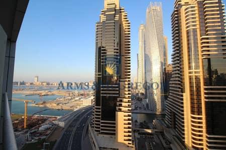 Studio for Rent in Dubai Marina, Dubai - Fully Furnished Luxury unit Botanica Tower