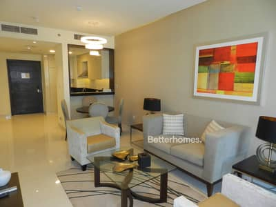 1 Bedroom Apartment for Rent in Dubai World Central, Dubai - Pool View | Fully Furnished | Vacant