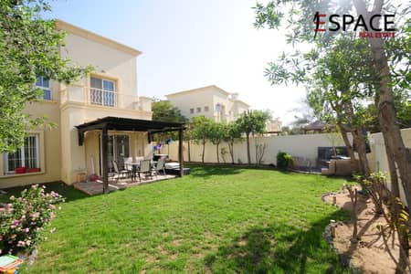 3 Bedroom Villa for Rent in The Springs, Dubai - Well Maintained - Good Location - Type 3E