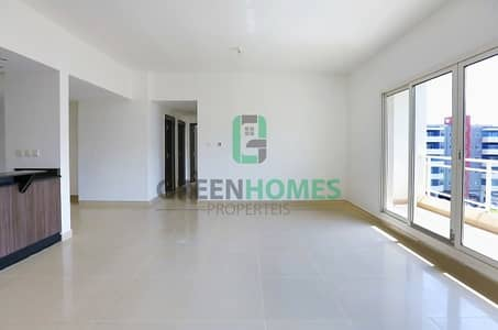 2 Bedroom Apartment for Rent in Al Reef, Abu Dhabi - Street View 2 BDR Apartment Is Available