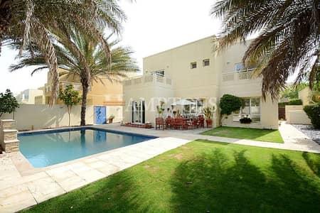 5 Bedroom Villa for Sale in The Meadows, Dubai - Beautiful 5BR Villa + Private Pool | Vacant