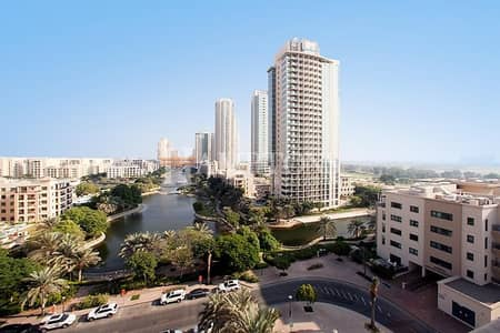 2 Bedroom Apartment for Sale in The Views, Dubai - 2BR in Greens Una | Full Lake and Golf View
