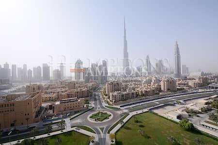 2 Bedroom Flat for Sale in Downtown Dubai, Dubai - Full Burj Khalifa View 2BR in Southrdige