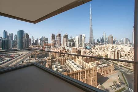 3 Bedroom Flat for Sale in Downtown Dubai, Dubai - Burj / Downtown View | 3BR+M South Ridge