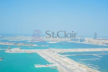 4 Bedroom Flat for Sale in Dubai Marina, Dubai - 4 BR Sea View Fully Furnished High Floor