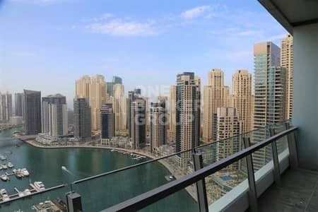 1 Bedroom Apartment for Rent in Dubai Marina, Dubai - Incredible Marina View l Affordable Price