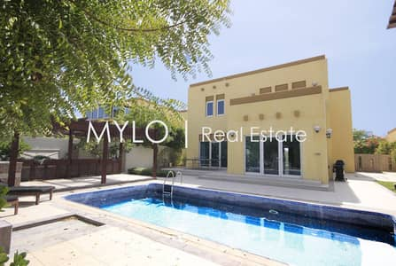 3 Bedroom Villa for Sale in Jumeirah Park, Dubai - Upgraded | 3 bedroom large |Private pool