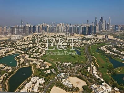 1 Bedroom Flat for Sale in The Hills, Dubai - Brand New Apt on Golf Course|JLT view|TH