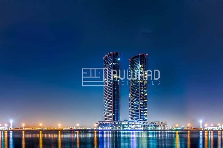 Office for Sale in Julpahr Towers, RAK!!