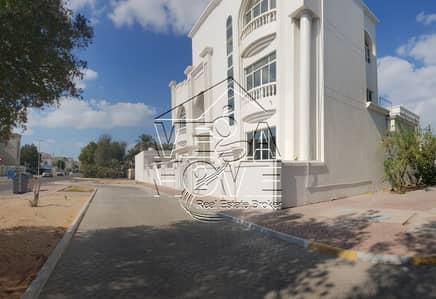 7 Bedroom Villa for Rent in Al Mushrif, Abu Dhabi - 7 MASTER BED VILLA/ KITCHEN AND 2 DRIVER ROOM
