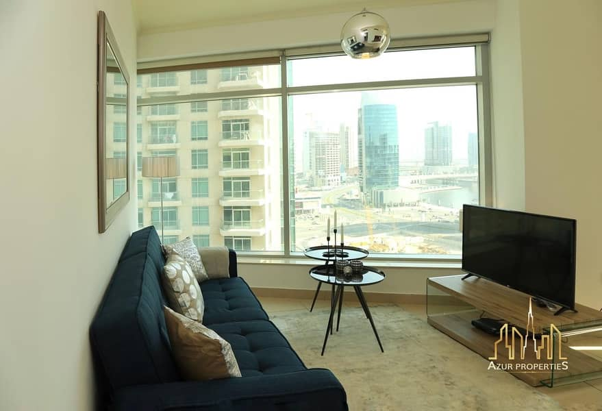 2 Downtown Unfurnished 1Bedroom