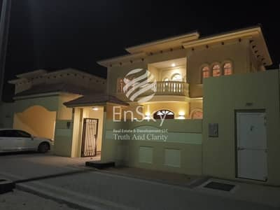 4 Bedroom Villa for Rent in Baniyas, Abu Dhabi - Brand new 4 bedroom villa with Maids room