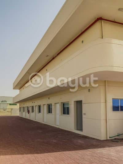 20 Bedroom Labour Camp for Rent in Emirates Modern Industrial Area, Umm Al Quwain - Housing workers in the new industrial - in Umm Al Quwain * (first housing) new ****