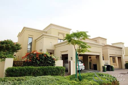 3 Bedroom Villa for Sale in Arabian Ranches 2, Dubai - Three Bedrooms | Landscaped | Maids Room