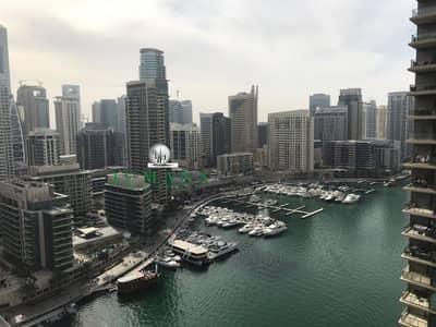 1 Bedroom Flat for Rent in Dubai Marina, Dubai - Marina View 1 Bedroom Marina Quay West for rent