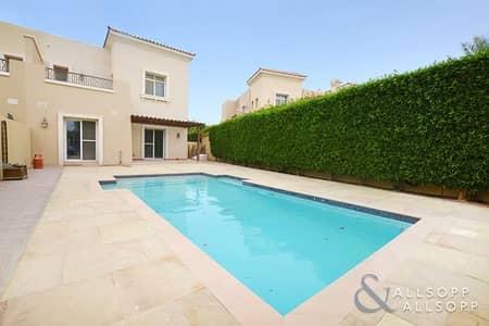 3 Bedroom Villa for Sale in Arabian Ranches, Dubai - Type 1E   Backs onto Park   Private Pool