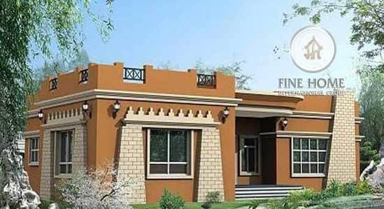 4 Bedroom Villa for Sale in Al Yahar, Al Ain - Fabulous Popular House AL Yahar