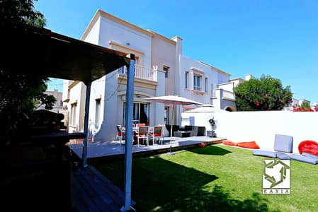 3 Bedroom Villa for Rent in The Springs, Dubai - Back to Back 3E Vacant mid of February
