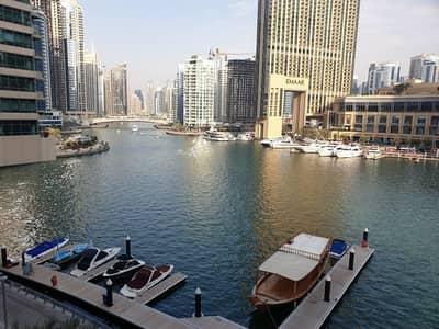 1 Bedroom Apartment for Rent in Dubai Marina, Dubai - 1 Bedroom with spectacular Marina view