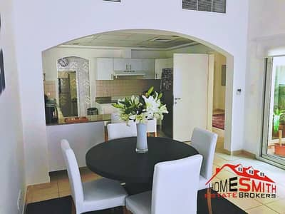 4 Bedroom Villa for Rent in The Meadows, Dubai - Type 6 Equipped Kitchen Immaculate Condition