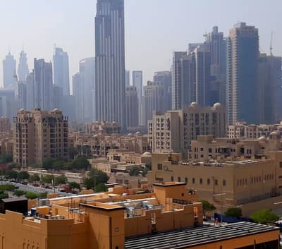 Studio for Rent in Downtown Dubai, Dubai - Furnished Studio - Downtown Bouleward
