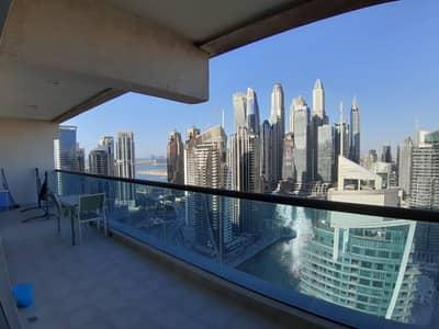 2 Bedroom Apartment for Rent in Dubai Marina, Dubai - 2 Bedroom Apartment with fabulous Marina View