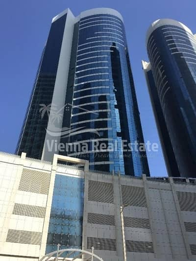 Studio for Rent in Al Reem Island, Abu Dhabi - Rent Studio at Hydra Avenue C6 in 45000.