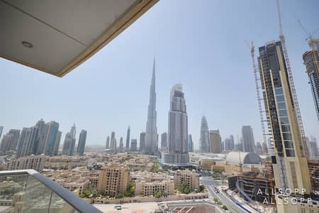 2 Bedroom Apartment for Rent in Downtown Dubai, Dubai - 2 Bedroom Apartment | Burj Khalifa views
