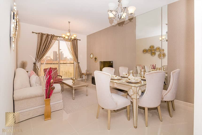 2 Fantastic Brand  New Apartment in JVC