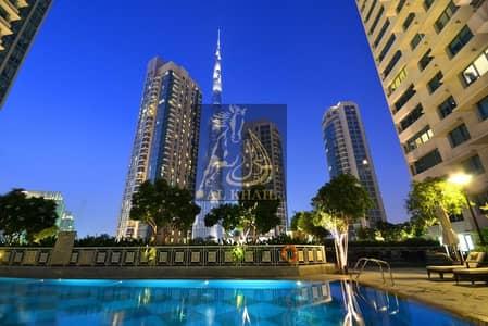 فلیٹ 1 غرفة نوم للبيع في وسط مدينة دبي، دبي - Ready 1-Bedroom Apartment in Downtown Dubai - Luxury Amenities - Best City Location
