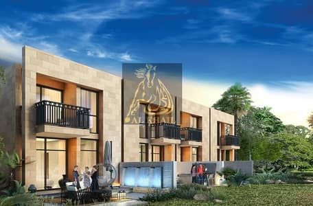 5 YEARS PAYMENT PLAN! Villas at Akoya Oxygen - Only AED1.15M - NO COMMISSION!