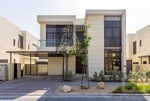 6 Bedroom Villa for Sale in DAMAC Hills (Akoya by DAMAC), Dubai - 3 Years Payment Plan! Ready To Move Huge 6-BR Villa in DAMAC Hills - NO COMMISSION FEE! AED 10