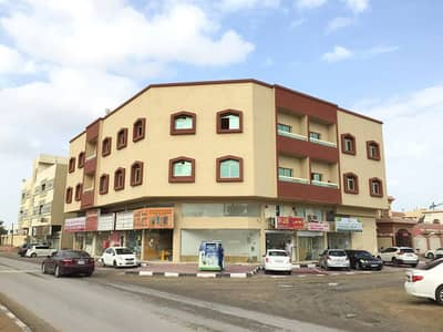 11 Bedroom Building for Sale in Al Rawda, Ajman - For sale building very excellent location residential commercial corner