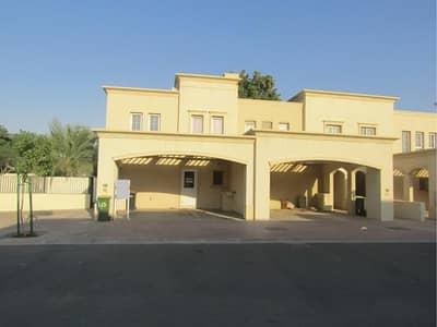 3 Bedroom Villa for Sale in The Springs, Dubai - Springs 9 - 3 BR  Study room  Living