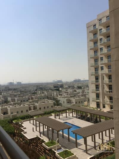 2 Bedroom Apartment for Rent in Al Furjan, Dubai - Big 2 Bedroom | Pool View | Azizi Freesia | Al Furjan