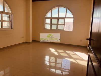 1 Bedroom Apartment for Rent in Khalifa City A, Abu Dhabi - Huge 1- bedroom hall with balcony in khalifa city a .