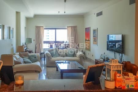 2 Bedroom Flat for Sale in Palm Jumeirah, Dubai - Exclusive|Fairmont North 2BR maid's|VACANT