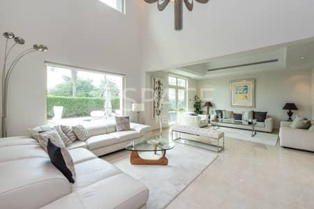 فیلا 5 غرفة نوم للبيع في جزر جميرا، دبي - Stunning 5 Bed EF | Renovated Extended
