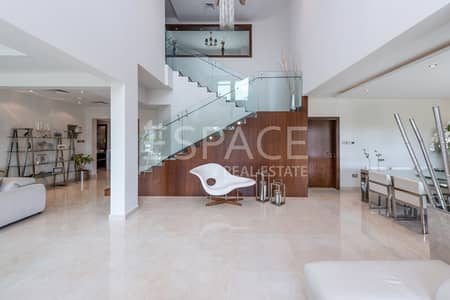 5 Bedroom Villa for Sale in Jumeirah Islands, Dubai - Stunning 5 Bed EF | Renovated Extended