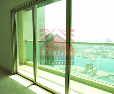 2 Bedroom Apartment for Sale in Al Reem Island, Abu Dhabi - 2 Bedroom with Full Marina View for Sale in Marina Heights