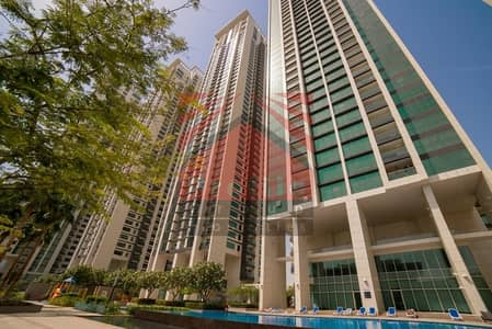 1 Bedroom Flat for Sale in Al Reem Island, Abu Dhabi - Spacious 1 BR For Sale in Marina Heights - Marina Square