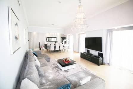 4 Bedroom Apartment for Rent in Dubai Marina, Dubai - Ready to Move