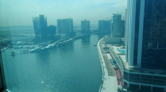 Office for Sale in Business Bay, Dubai - Business Bay Canal View Shell and Core Office for Sale