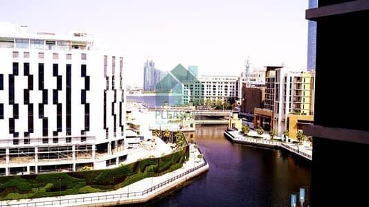 1 Bedroom Apartment for Rent in Culture Village, Dubai - Full Canal View | Near Metro | Dubai Wharf