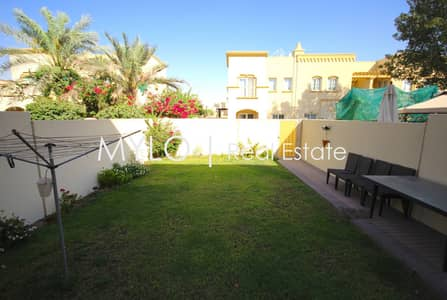 2 Bedroom Villa for Rent in The Springs, Dubai - Type 4M Close to Pool and Park in Spring